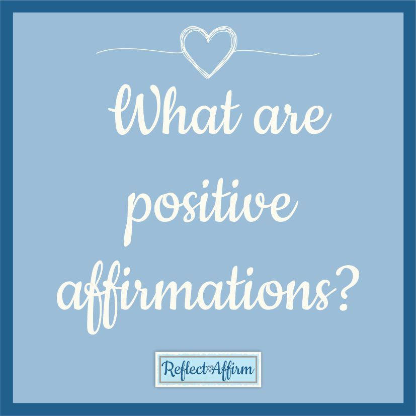 What are positive affirmations? Positive affirmations are terrific tools that you can use to support yourself throughout life.